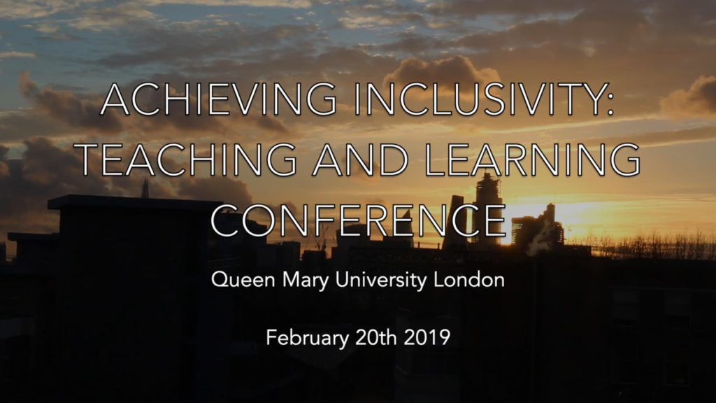 Achieving Inclusion Conference Promo Video